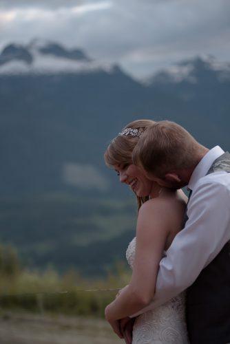 bride, groom, Begbie (Revelstoke)