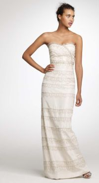 Understated Elegance- 2011 Wedding Dresses from J.Crew ...