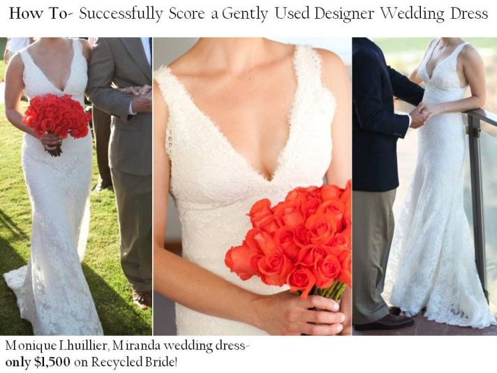 Ultimate Guide To Buying A Gently Used Wedding Dress
