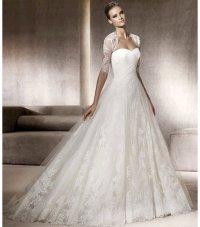 Pronovias Wedding Dresses: the 2012 Costura Bridal ...