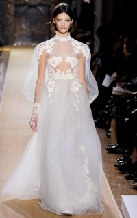Dreamy Dresses by Valentino, Spring 2012 Couture | OneWed