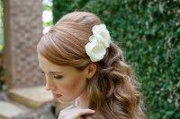 Wedding Hairstyles Flowers Hair - short hairstyles