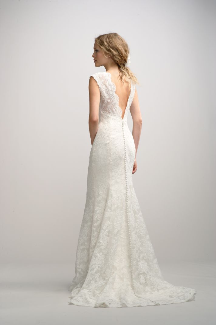Best Wedding Dresses from Fall 2012 Watters Bridal Collection  OneWed