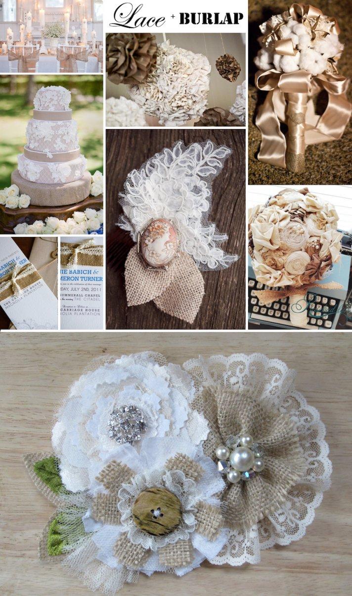 Dot Disc Flower Fascinator Headband Wedding Hair