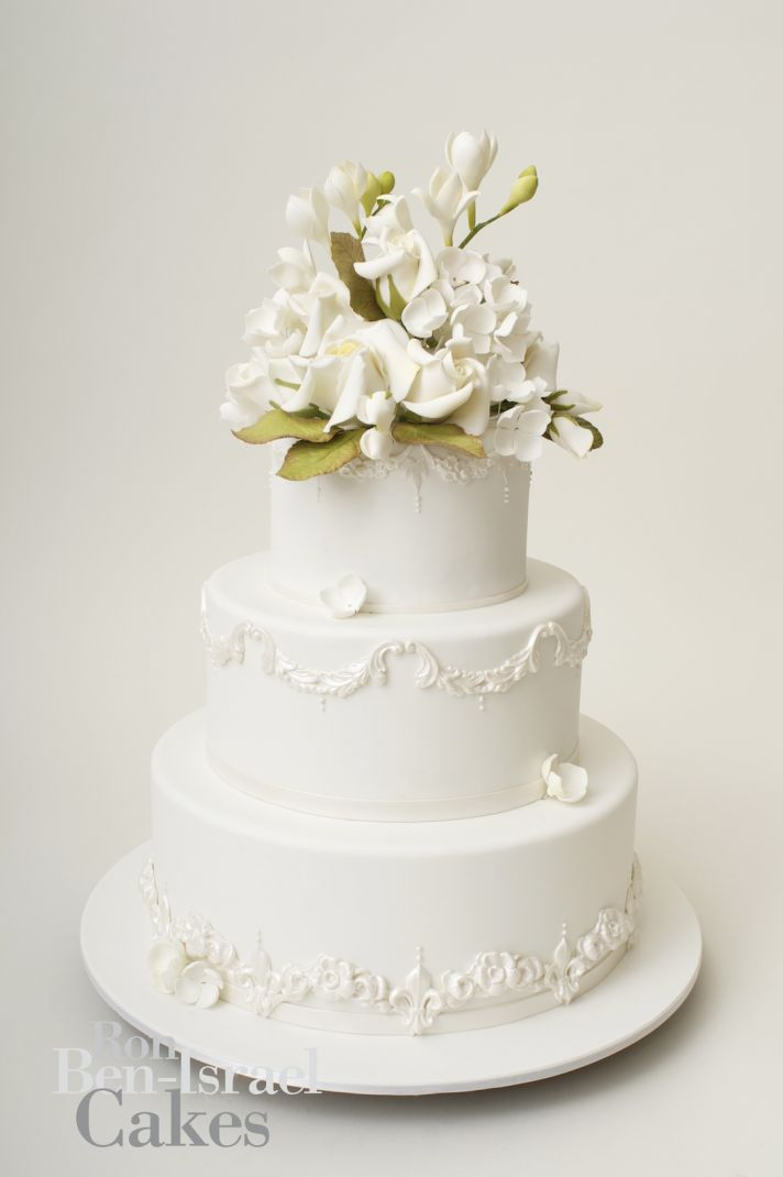 Wedding Cake Crush Ron BenIsreal
