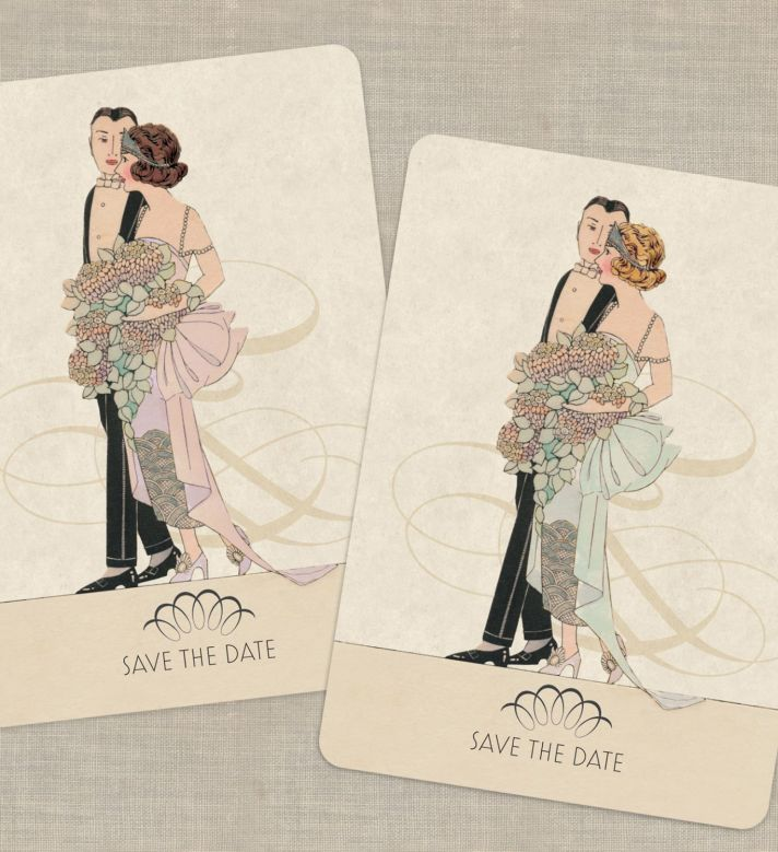 30 Of The Best Wedding Save The Dates Around! OneWed