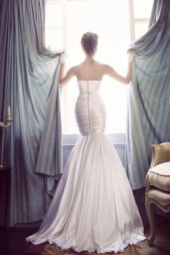 Breathtaking Bridal Gowns by Berta