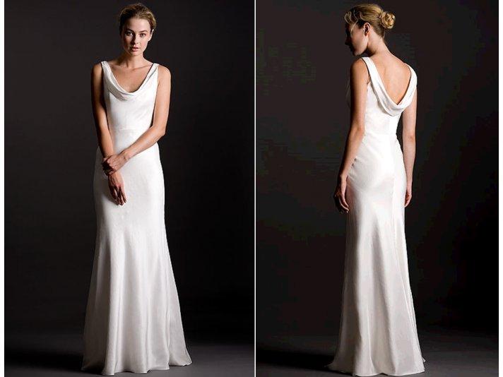 Pippa Middleton's Sleek Sarah Burton Gown: Get The Look