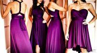 Convertible, Versatile Bridesmaids Dresses