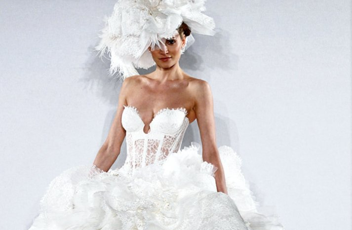 Bad And Ugly Wedding Dresses From The Past
