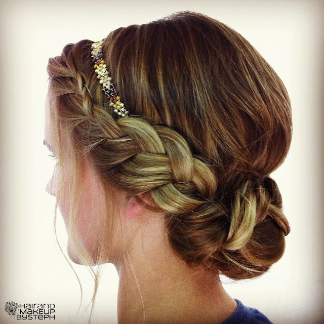 Easy Breezy Beautiful Bridal Updos  OneWed