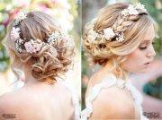 romantic wedding hairstyle inspiration