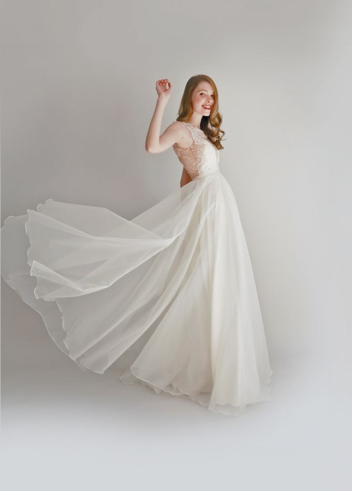 FashionForward Wedding Gowns from Leanne Marshall