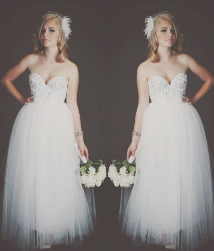 Dreamy Tulle Dress