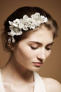 Bridesmaid Hair Pieces - Hairstyles Photos