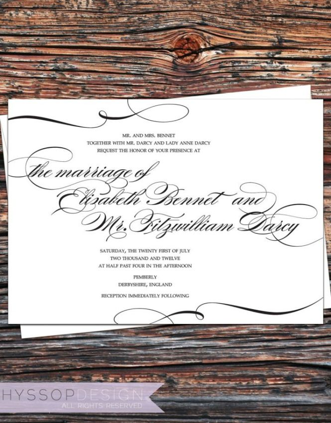 What Should A Wedding Invitation Say Elegant As Diy Invitations On Wording For