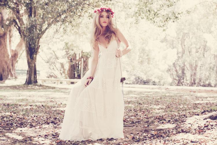 Ailins Blog Bohemian Destination Wedding Dresses Are