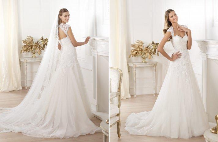 Wesele Trójmiasto: Pronovias 2014 Suknie ślubne