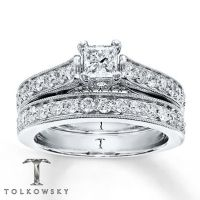 10 Stunning Bridal Sets From Kay Jewelers