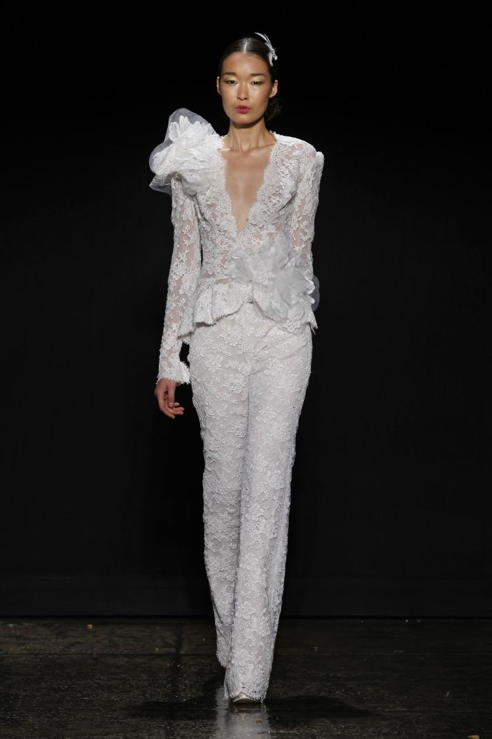 White Hot Trend Not Your Mothers Wedding Dress