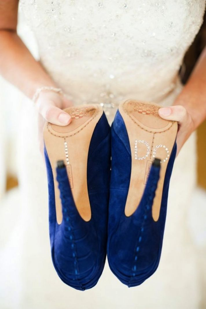 I Do Witten on your Wedding Shoes