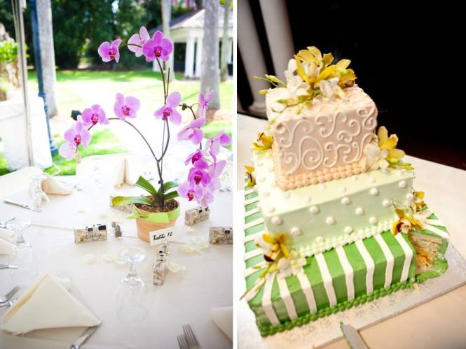 Incredible Image Of Wedding Table Decoration Using Purple And Green Centerpiece Ideas Cly