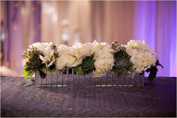 5 Wedding Flower Ideas For An Out-of-this-World Ceremony