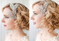 Ultra-Feminine Wedding Hair Accessories by Portobello | OneWed