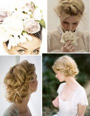 5 diy hairstyles perfect pre-wedding