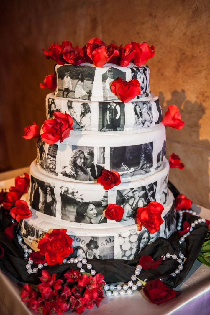 Epic Los Angeles Wedding that Delivers the Glitz  Glamour of Old Hollywood