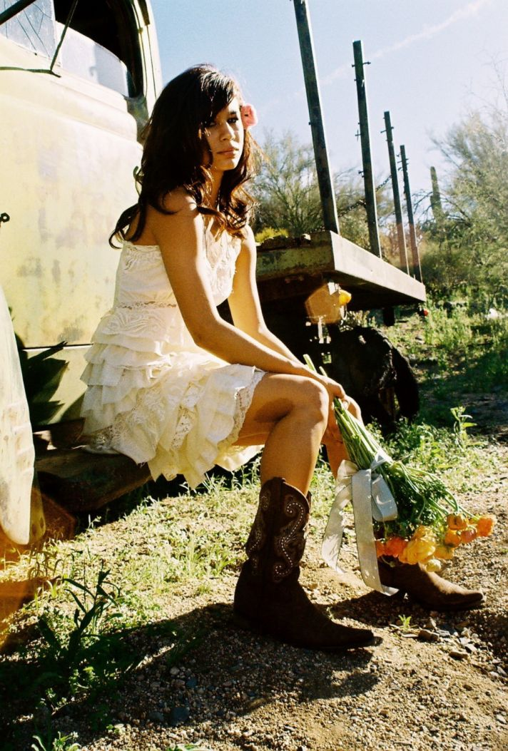 A Country Western Wedding  OneWed