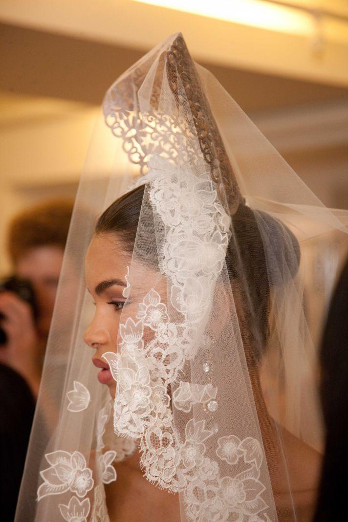Daring Spring 2013 Bridal By Oscar De La Renta