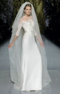 First Look! Beautiful New Wedding Dresses by Elie Saab