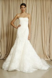10 New Wedding Gowns by Oscar de la Renta | OneWed