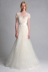 Ethereal New Wedding Dresses by Marchesa | OneWed