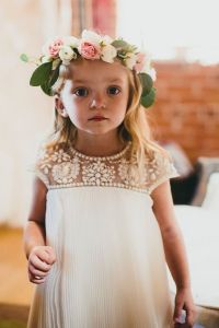 Adorable Flower Girl Dresses for the Little Miss in Your ...