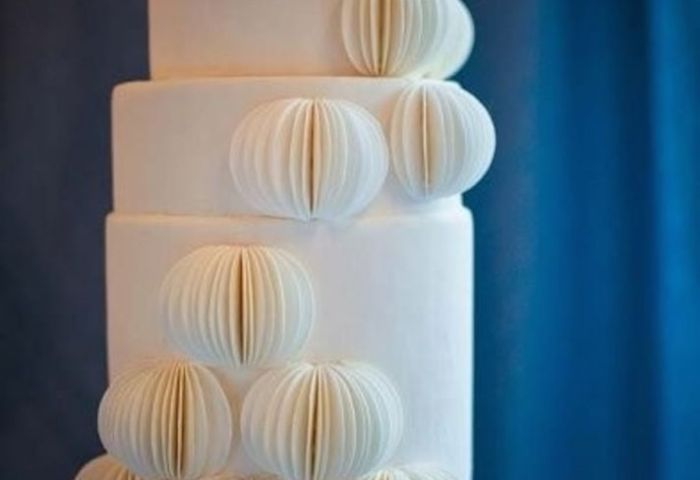 Contemporary Wedding Cakes Almost Too Cool To Cut Into