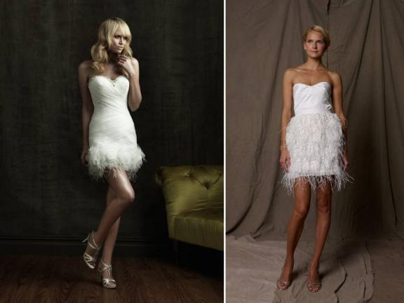 Feather Ideas For Your Wedding Perrysburg Wedding