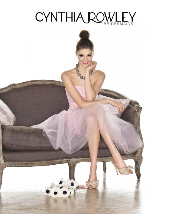Cynthia Rowley Bridesmaid Dress Collection- Coming soon from Dessy!
