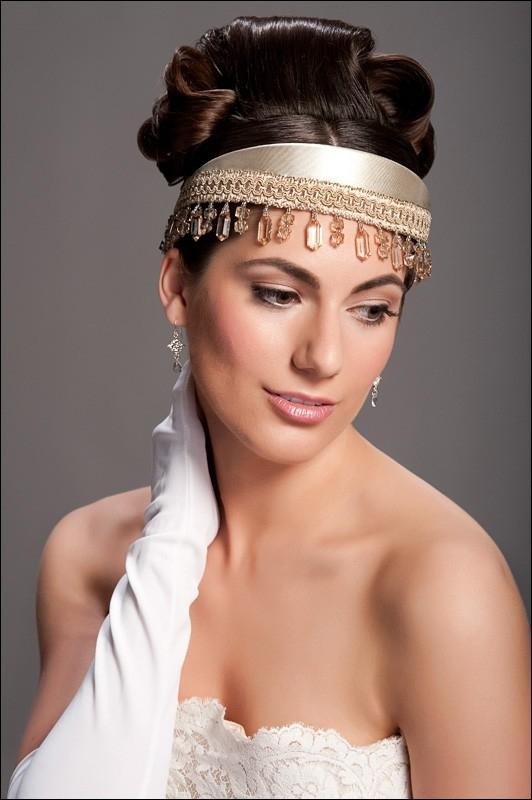 Wedding Hairstyles With Headbands Hairstyles Info