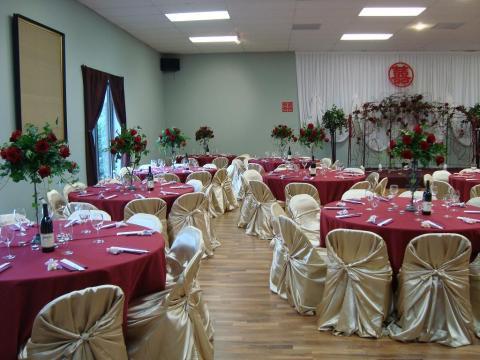 Vows  Veils Banquet Hall on OneWed