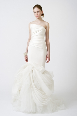 Vera Wang: Spring 2011- Fiona wedding dress