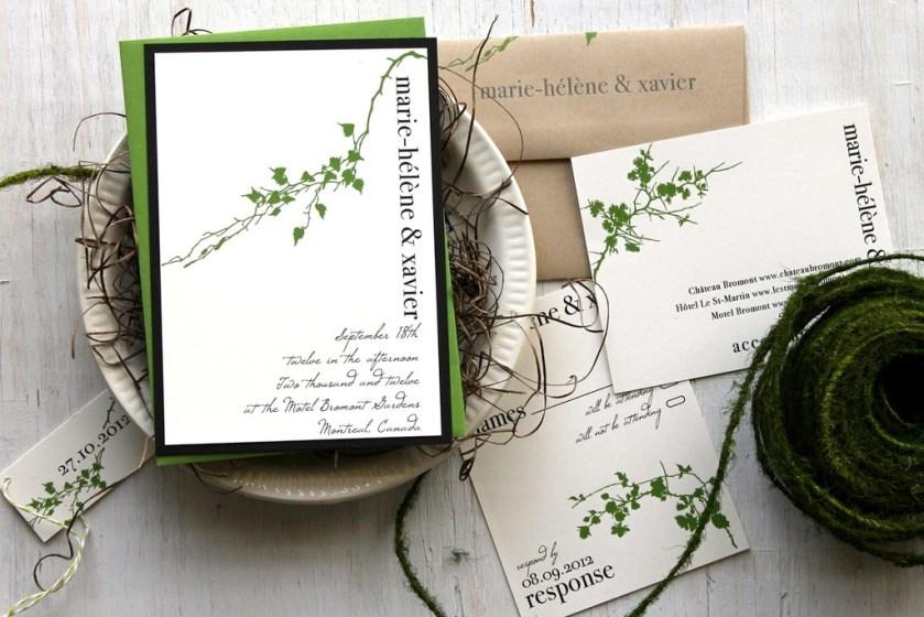 Modern Vine Wedding Ideas 2018