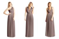 Convertible Bridesmaid Dress
