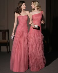 Gorgeous 2014 Bridesmaid Dresses from Aire Barcelona rose ...