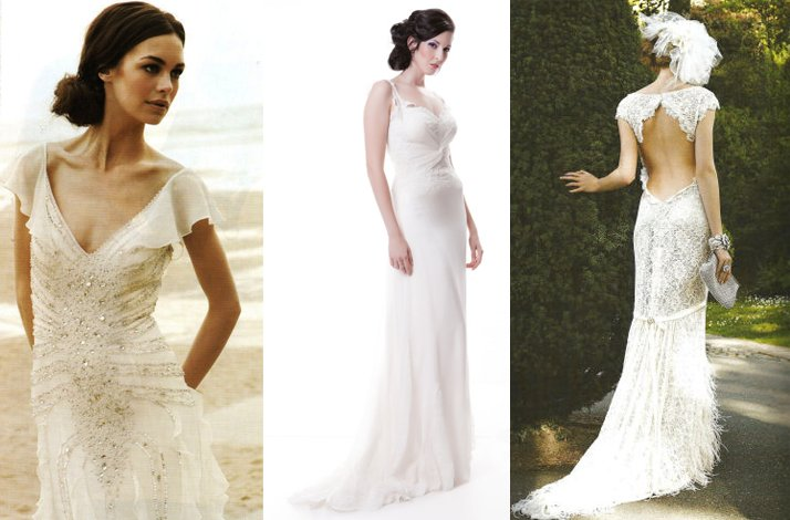 Sarah Houston Wedding Dresses, 2012 Bridal Gowns With A