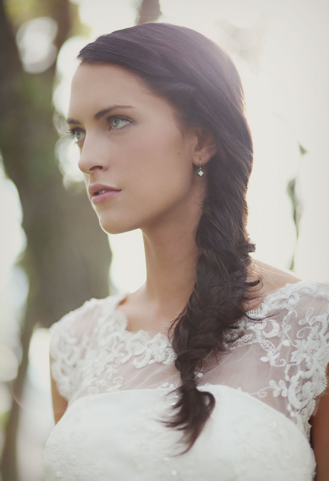 diy bridal hairstyles long