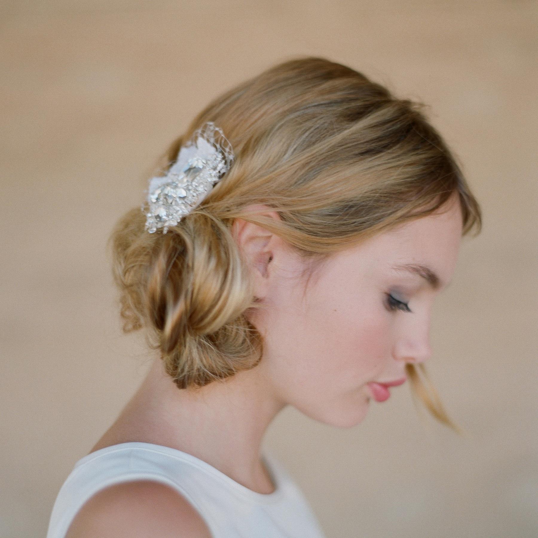 vintage bridal hairstyles long
