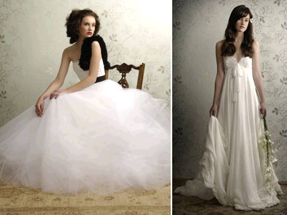 Ethereal Tulle Ball Gown Wedding Dress With Black Bridal