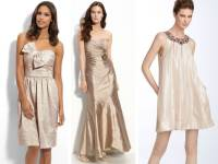 Mix and match bridesmaids' dresses from Nordstrom in ...